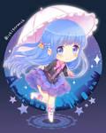 Chibi-Com : Starry Night