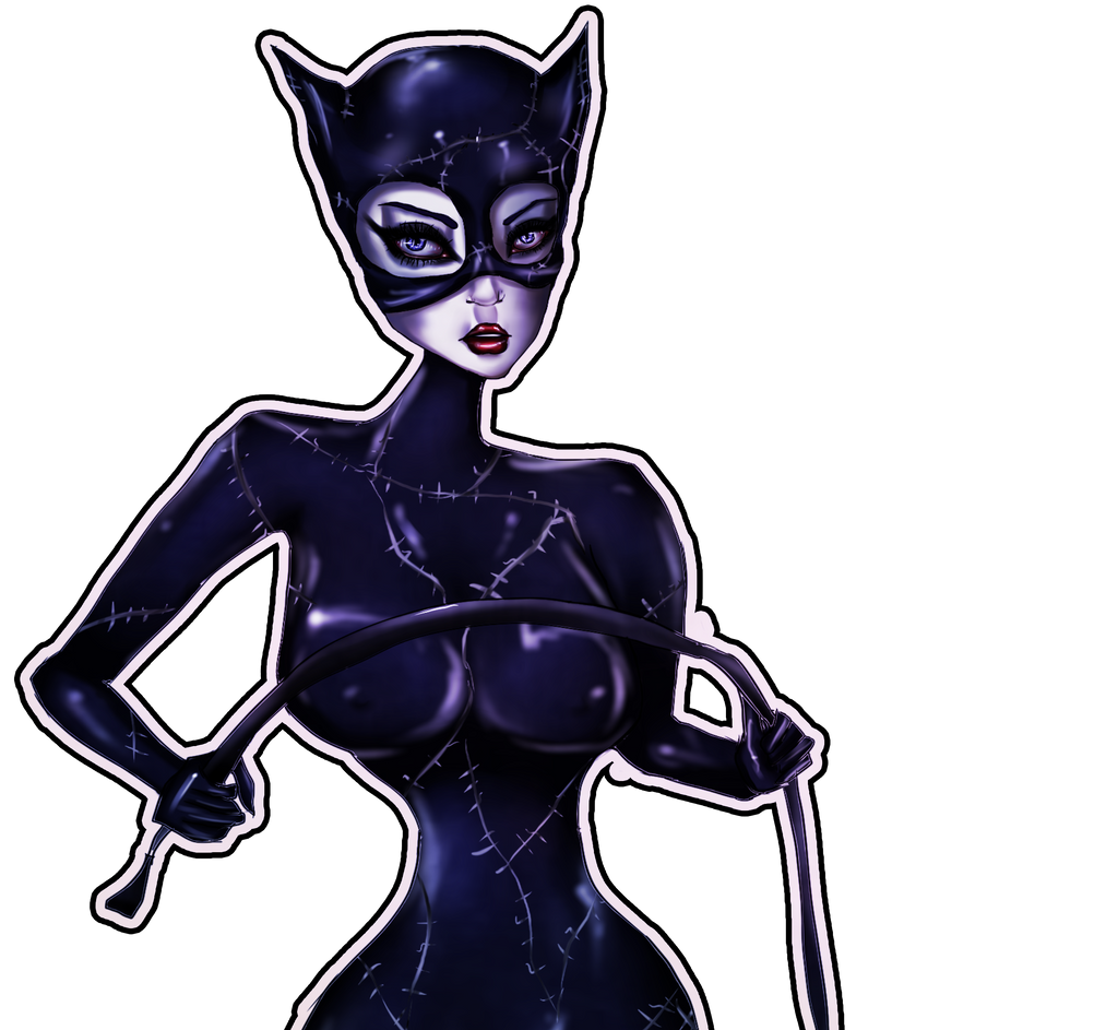 Catwoman by MaMze95