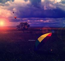 The Umbrella Nikon by xXxEli