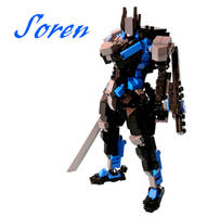 Soren+ by ZephyrChaos