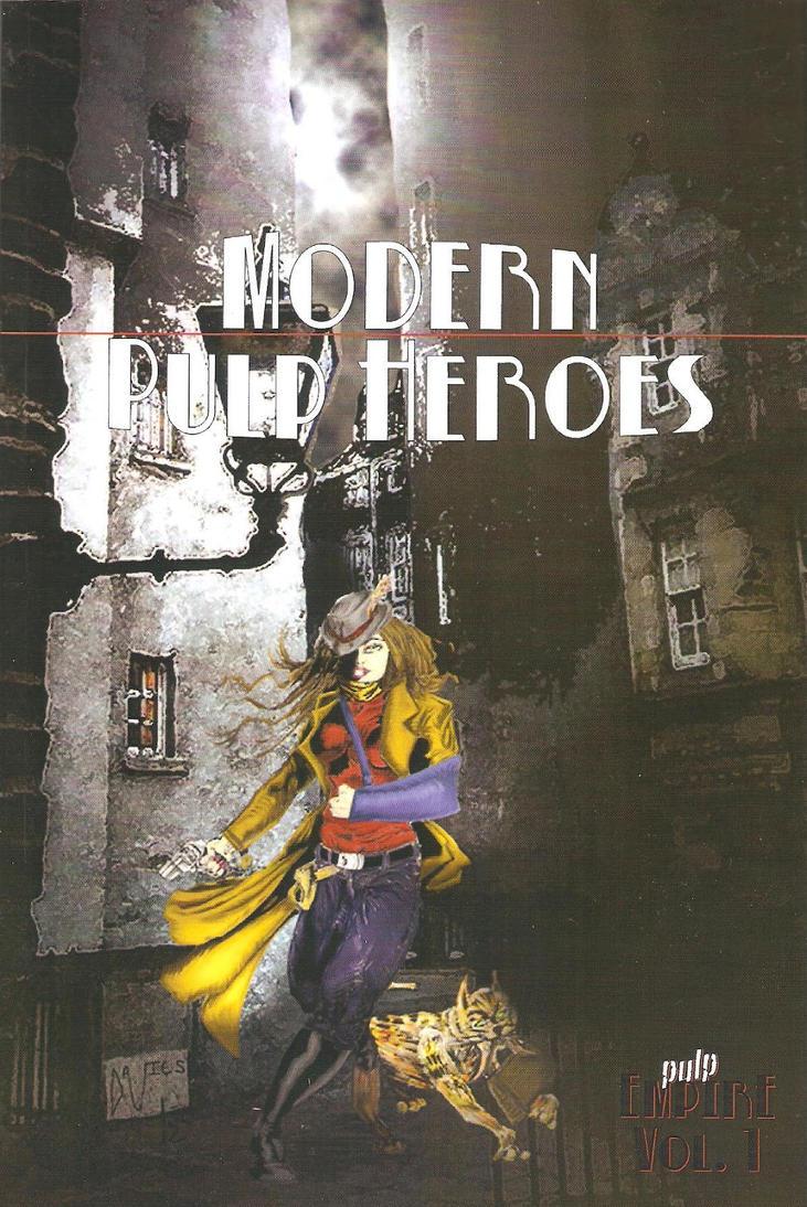 Modern pulp heroes by jomog369