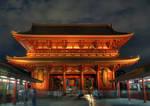 Senso-ji gate
