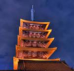 Senso-Ji Pagoda