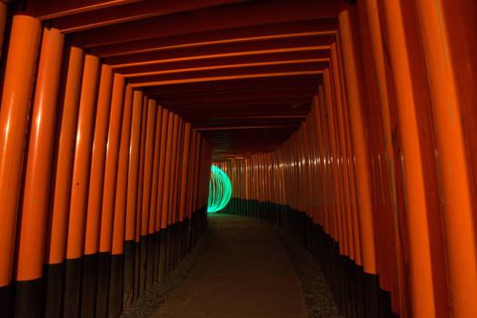 Orb in Inari