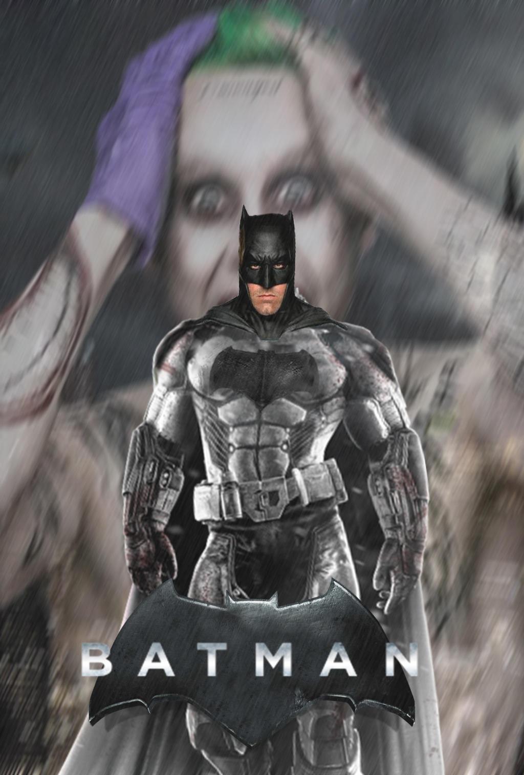 Ben affleck batman poster 1 by mumba398 on deviantart - Ben affleck batman wallpaper ...