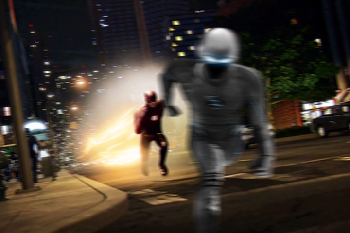 Zoom vs the flash wallpaper by mumba398 on deviantart - The flash zoom wallpaper ...