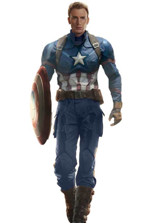 Captain America Civil War Costume Png By Mumba398 On