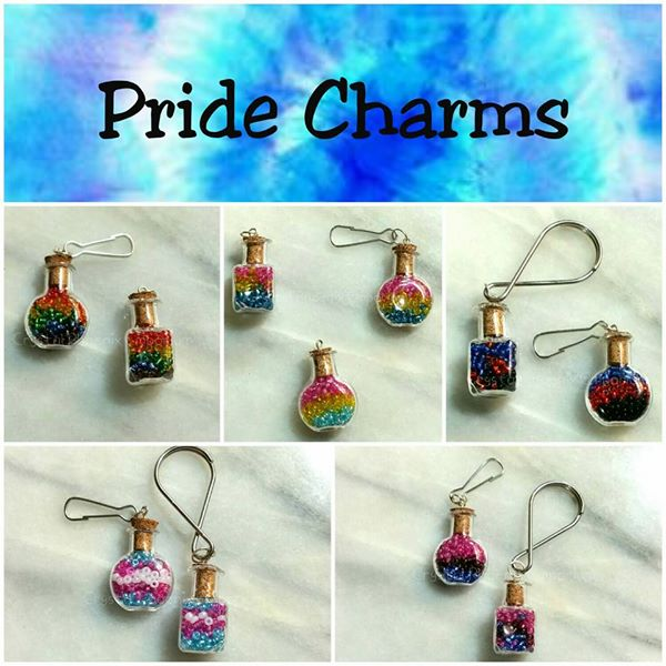 Pride Charms by Desolo-Amour