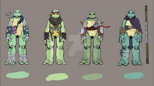 Turtles WIP (2)