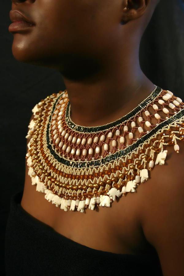 African Queen I by allboldgraphics