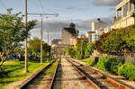 On The Tracks in Memphis