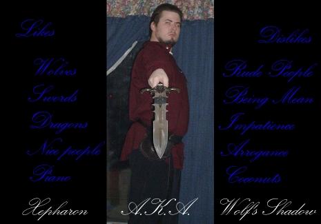 Xepharon's Profile Picture