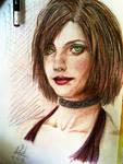 Eileen Galvin from Silent Hill 4