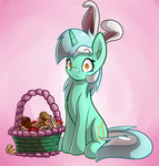 Easter Human Horse