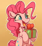 Happy Gift Ponk Horse