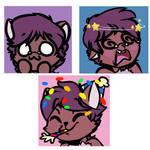 Furry Emotes Commission