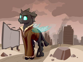 Wasteland Changeling Commission