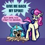 Handling Skeleton Lyra by WitchTaunter