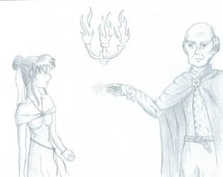 Skyla and Lord Godfrey Meet