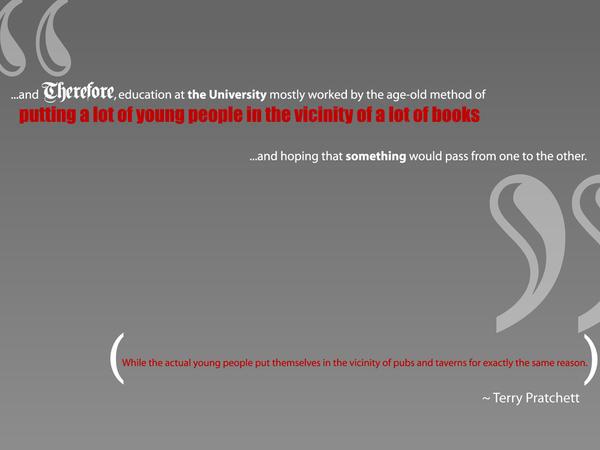 Pratchett Desktop by MicaSilverwind