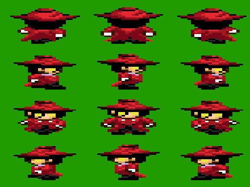 alucard sprite by madbadger174