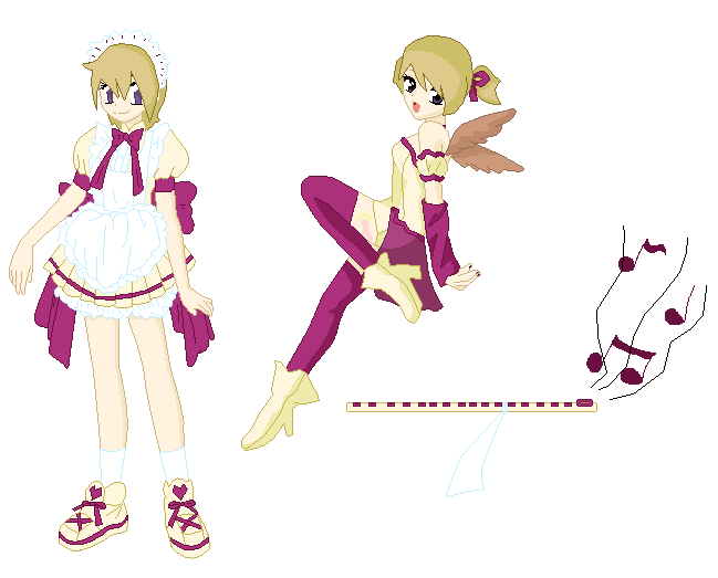 Tokyo Mew Mew Oc By Animeheavenfreak101 On Deviantart