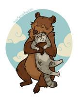 hugs by morteraphan