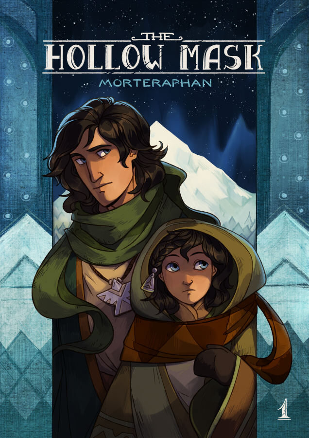 The Hollow Mask: Chapter 1 by morteraphan