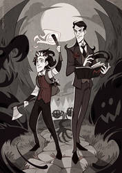 Scientist and Magician