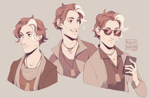 Lucian Portraits