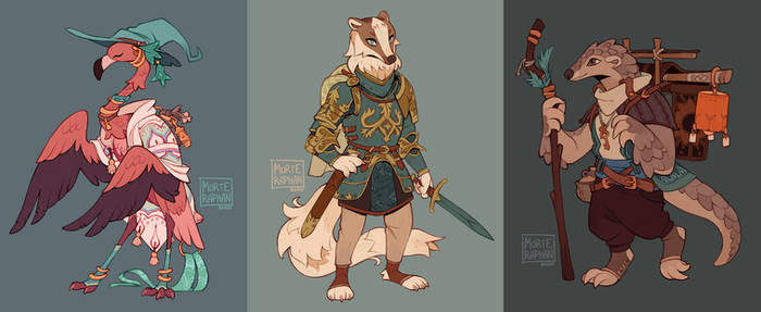 Design Commissions - 2nd pack