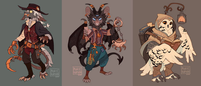 Design Commissions - 3rd pack