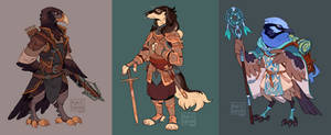 Design Commissions - 6th pack