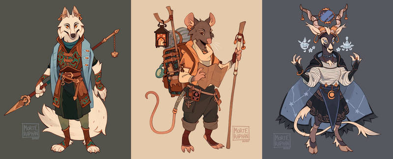 Design Commissions - 7th pack