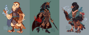 Design Commissions - 8th pack