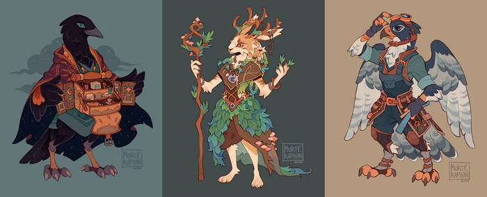 Design Commissions - 11th pack