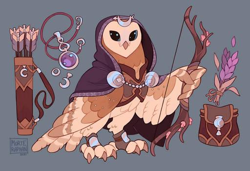 Barn Owl Ranger