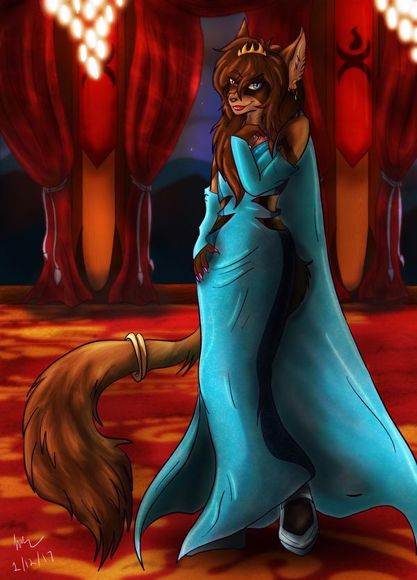Ballroom Princess by Caznir
