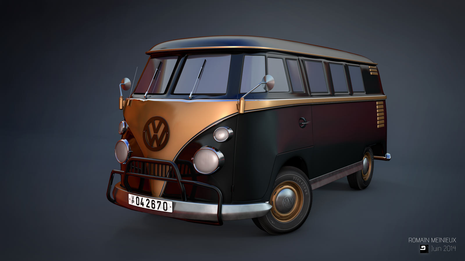 combi volkswagen t2 1962 by pallacium on deviantart. Black Bedroom Furniture Sets. Home Design Ideas