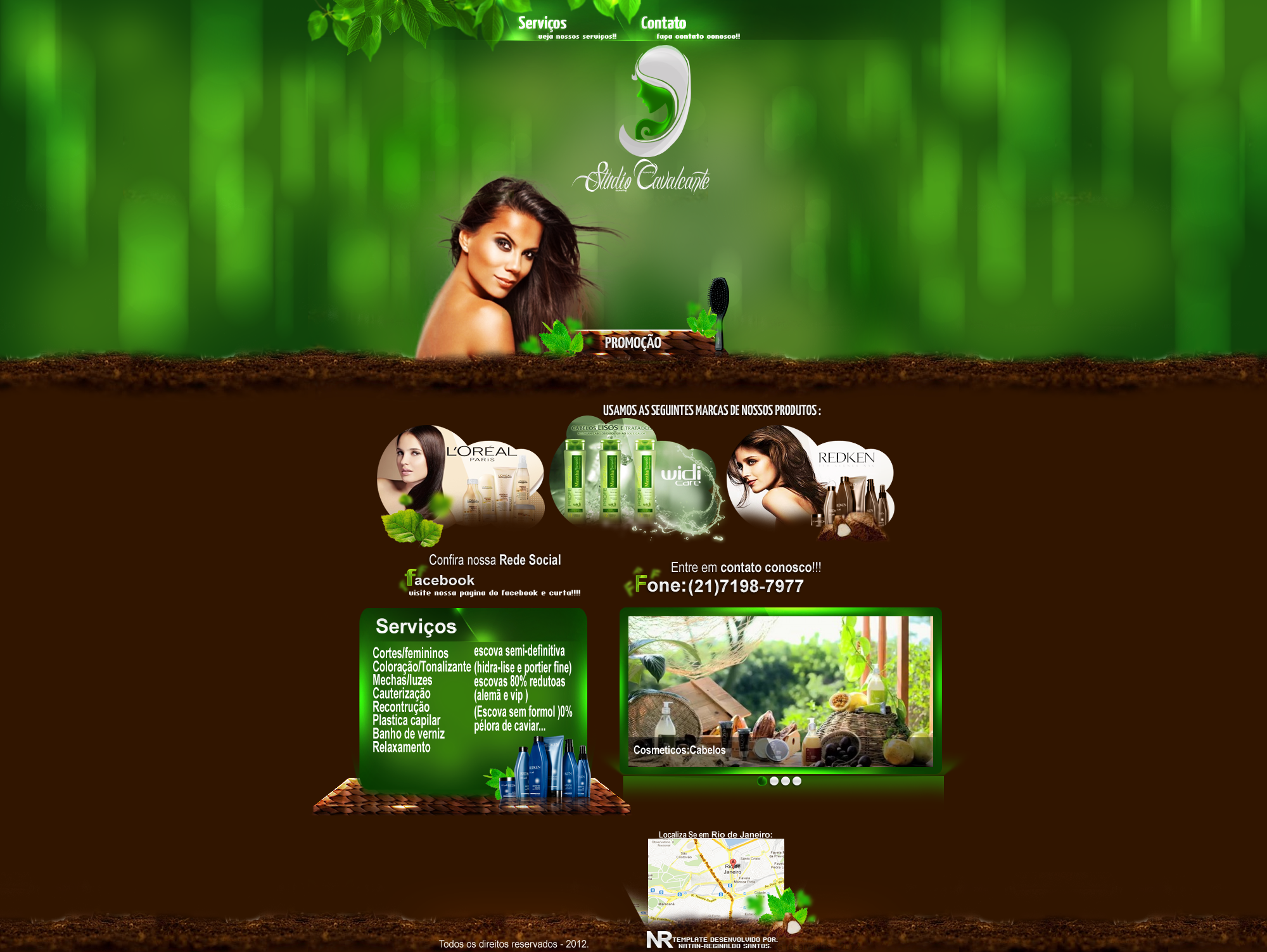 Studio Cavalcante by nr-design