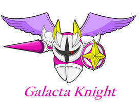 Galacta Knight by ZeroDarkness80-X