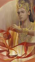 Krishna's Tear