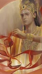 Krishna's Tear by salaino2016