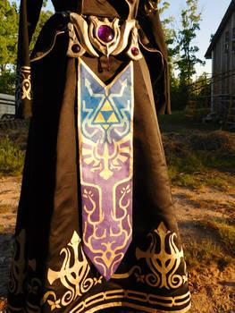 Dark Zelda Apron