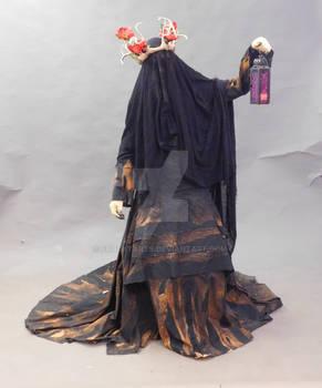 Dark  Lady Halloween 2017