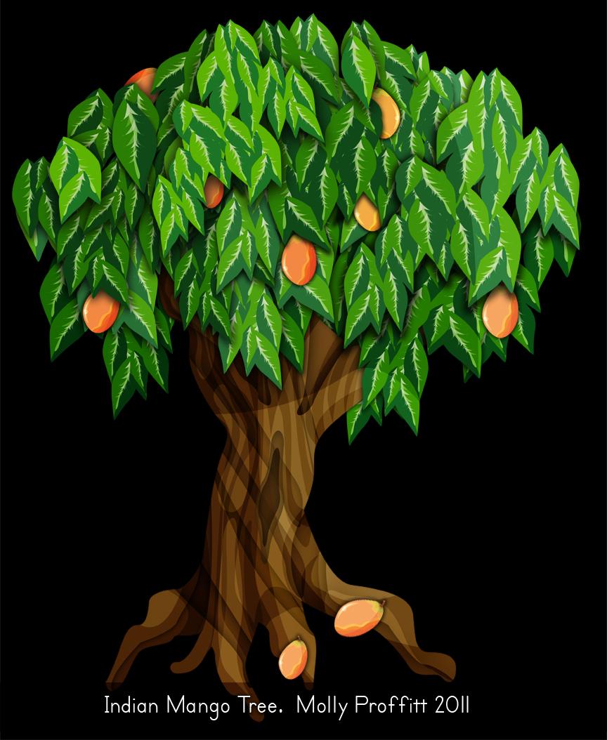 Indian Mango Tree By Inspirethem Watch Designs Interfaces Game