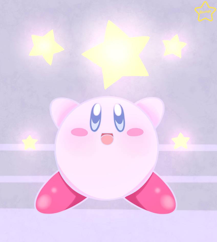 Stars e Kirby by StarlightAlien