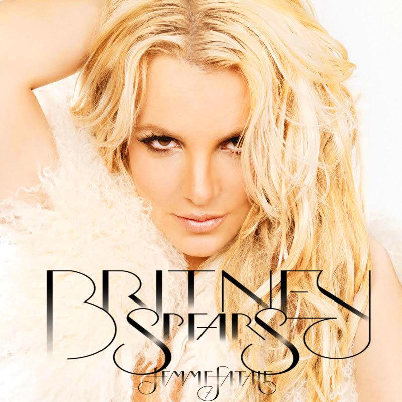 Britney Spears Femme Fatale by MycieRobert on DeviantArt