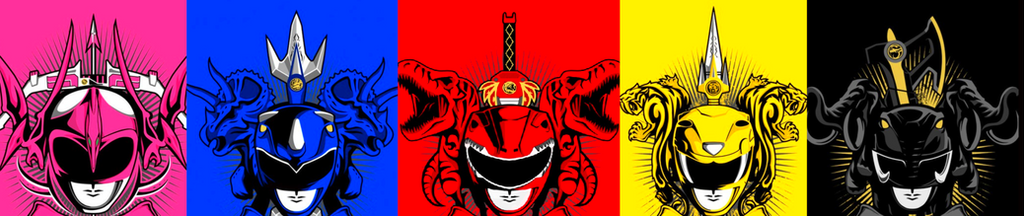 Group Of Wallpaper Mighty Morphin Power