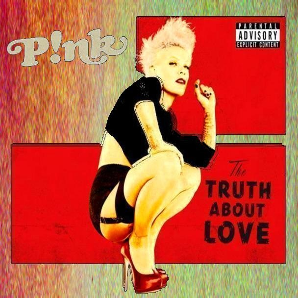 pnk the truth about love deluxe fan edition by